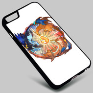 Charmender and Charizard Evolutions Pokemon Iphone 4 4s 5 5s 5c 6 6plus 7 Samsung Galaxy s3 s4 s5 s6 s7 HTC Case