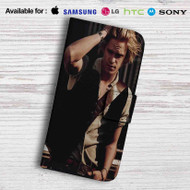 Cody simpson Leather Wallet Samsung Galaxy Note 5 Case