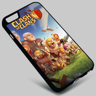Clash of Clans (1) on your case iphone 4 4s 5 5s 5c 6 6plus 7 Samsung Galaxy s3 s4 s5 s6 s7 HTC Case