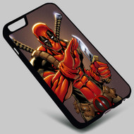 Deadpool Superhero DC Comics on your case iphone 4 4s 5 5s 5c 6 6plus 7 Samsung Galaxy s3 s4 s5 s6 s7 HTC Case