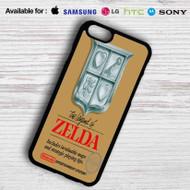 The Legend of Zelda Nintendo NES Game iPhone 7 Case