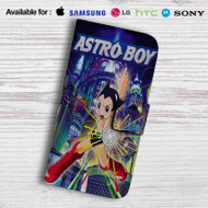 Astro Boy Leather Wallet Samsung Galaxy Note 6 Case