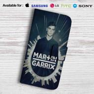 Martin Garrix Leather Wallet Samsung Galaxy Note 6 Case