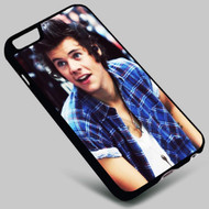 Harry Styles One Direction 2 on your case iphone 4 4s 5 5s 5c 6 6plus 7 Samsung Galaxy s3 s4 s5 s6 s7 HTC Case