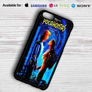 Disney Pocahontas and Smith Love Samsung Galaxy S6 Case