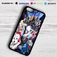Gintama Yoshiwara Samsung Galaxy S6 Case