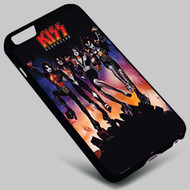 Kiss Band 2 on your case iphone 4 4s 5 5s 5c 6 6plus 7 Samsung Galaxy s3 s4 s5 s6 s7 HTC Case