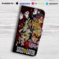 Soul Eater Friends Leather Wallet LG G2 Case