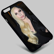 Lady Gaga 2 on your case iphone 4 4s 5 5s 5c 6 6plus 7 Samsung Galaxy s3 s4 s5 s6 s7 HTC Case