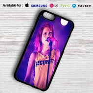 Hayley Williams Samsung Galaxy S7 Case