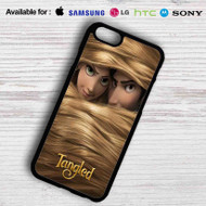 Disney Tangled Rapunzel and Flynn Rider Samsung Galaxy S7 Case