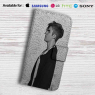 Justin Bieber Purpose Tour Leather Wallet LG G2 G3 G4 Case