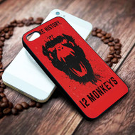 12 monkeys syfy on your case iphone 4 4s 5 5s 5c 6 6plus 7 case / cases