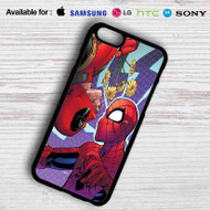 Deadpool Spiderman Samsung Galaxy Note 6 Case
