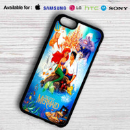 Disney Ariel The Little Mermaid and Prince Samsung Galaxy Note 6 Case