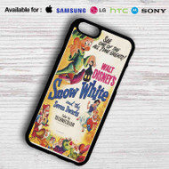 Disney Snow White and The Seven Dwarfs Classic Samsung Galaxy Note 6 Case