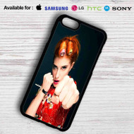 Hayley Williams from Paramore Band Samsung Galaxy Note 6 Case