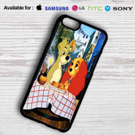 Lady and the Tramp Disney Samsung Galaxy Note 6 Case