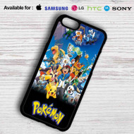 Pokemon Characters Samsung Galaxy Note 6 Case