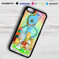Rick and Morty Mr Meeseeks Monster Samsung Galaxy Note 6 Case