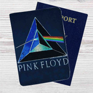 Junk Food Pink Floyd Custom Leather Passport Wallet Case Cover