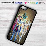 Saint Seiya on your case iphone 4 4s 5 5s 5c 6 6plus 7 Samsung Galaxy s3 s4 s5 s6 s7 HTC Case
