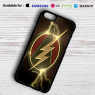 The Flash and Arrow Logo on your case iphone 4 4s 5 5s 5c 6 6plus 7 Samsung Galaxy s3 s4 s5 s6 s7 HTC Case