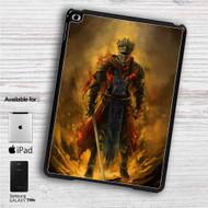 """Dark Souls 3 Red Knight iPad 2 3 4 iPad Mini 1 2 3 4 iPad Air 1 2   Samsung Galaxy Tab 10.1"""" Tab 2 7"""" Tab 3 7"""" Tab 3 8"""" Tab 4 7"""" Case"""