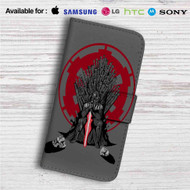 Darth Vader Game of Thrones Custom Leather Wallet iPhone Samsung Galaxy LG Motorola Nexus Sony HTC Case