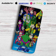 Family Guy Avengers Custom Leather Wallet iPhone Samsung Galaxy LG Motorola Nexus Sony HTC Case