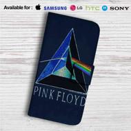 Junk Food Pink Floyd Custom Leather Wallet iPhone Samsung Galaxy LG Motorola Nexus Sony HTC Case