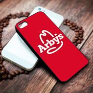 Arby's on your case iphone 4 4s 5 5s 5c 6 6plus 7 case / cases