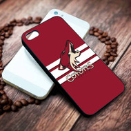 Arizona Coyotes  2 on your case iphone 4 4s 5 5s 5c 6 6plus 7 case / cases