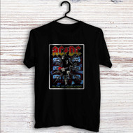ACDC's Highway to Hell Custom T Shirt Tank Top Men and Woman