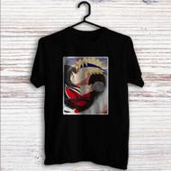 Ahri and Uzumaki Naruto Kiss Custom T Shirt Tank Top Men and Woman