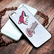 Arizona Coyotes  4 on your case iphone 4 4s 5 5s 5c 6 6plus 7 case / cases