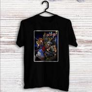 Kingdom Hearts 3D Custom T Shirt Tank Top Men and Woman