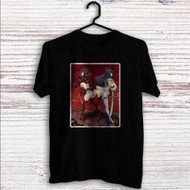 Sexy Ryuuko and Satsuki Kill La Kill Custom T Shirt Tank Top Men and Woman