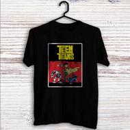 Teen Titans Custom T Shirt Tank Top Men and Woman