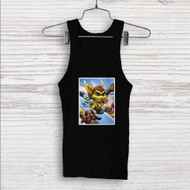 Ratchet & Clank Custom Men Woman Tank Top