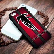 Atlanta Falcons on your case iphone 4 4s 5 5s 5c 6 6plus 7 case / cases