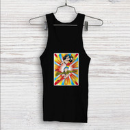 Wonder Woman Coloful Custom Men Woman Tank Top
