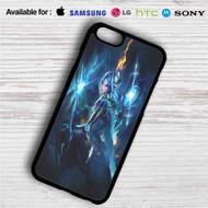 Irelia League of Legends 1 on your case iphone 4 4s 5 5s 5c 6 6plus 7 Samsung Galaxy s3 s4 s5 s6 s7 HTC Case