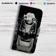 Fallout 4 Custom Leather Wallet iPhone 4/4S 5S/C 6/6S Plus 7| Samsung Galaxy S4 S5 S6 S7 Note 3 4 5| LG G2 G3 G4| Motorola Moto X X2 Nexus 6| Sony Z3 Z4 Mini| HTC ONE X M7 M8 M9 Case
