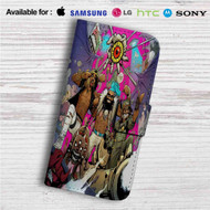 Flatbush Zombies Custom Leather Wallet iPhone 4/4S 5S/C 6/6S Plus 7| Samsung Galaxy S4 S5 S6 S7 Note 3 4 5| LG G2 G3 G4| Motorola Moto X X2 Nexus 6| Sony Z3 Z4 Mini| HTC ONE X M7 M8 M9 Case