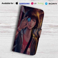 Life is Strange Custom Leather Wallet iPhone 4/4S 5S/C 6/6S Plus 7| Samsung Galaxy S4 S5 S6 S7 Note 3 4 5| LG G2 G3 G4| Motorola Moto X X2 Nexus 6| Sony Z3 Z4 Mini| HTC ONE X M7 M8 M9 Case