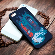 Bad Wolf tardis dr who on your case iphone 4 4s 5 5s 5c 6 6plus 7 case / cases