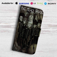 My Chemical Romance Welcome to The Black Parade Custom Leather Wallet iPhone 4/4S 5S/C 6/6S Plus 7| Samsung Galaxy S4 S5 S6 S7 Note 3 4 5| LG G2 G3 G4| Motorola Moto X X2 Nexus 6| Sony Z3 Z4 Mini| HTC ONE X M7 M8 M9 Case