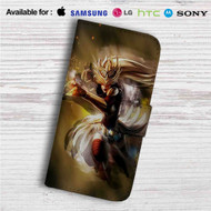 Syndra League of Legends Custom Leather Wallet iPhone 4/4S 5S/C 6/6S Plus 7| Samsung Galaxy S4 S5 S6 S7 Note 3 4 5| LG G2 G3 G4| Motorola Moto X X2 Nexus 6| Sony Z3 Z4 Mini| HTC ONE X M7 M8 M9 Case