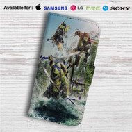 Teenage Mutant Ninja Turtles Fight Custom Leather Wallet iPhone 4/4S 5S/C 6/6S Plus 7| Samsung Galaxy S4 S5 S6 S7 Note 3 4 5| LG G2 G3 G4| Motorola Moto X X2 Nexus 6| Sony Z3 Z4 Mini| HTC ONE X M7 M8 M9 Case